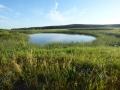 Пойменное озеро у Мечетки