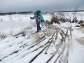 04 Лыжи на некоторое время стали водными!