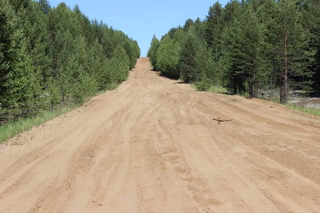 Дорога на Кемъяр