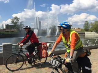 О майском велопоходе клуба по Белоруссии