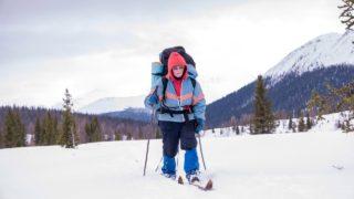 Отчет о лыжном походе 4 к.с. по Приполярному Уралу