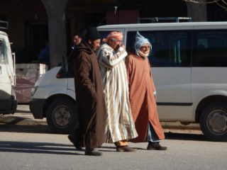 14.01.2019 Велопоход по Марокко